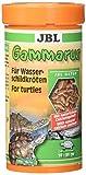 JBL Gammarus 70322 Ergänzungsfutter für Wasserschildkröten, 1er Pack (1 x 250 ml)