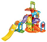 Best VTech Toddlers Toys - VTech Go! Go! Smart Wheels Spinning Spiral Tower Review