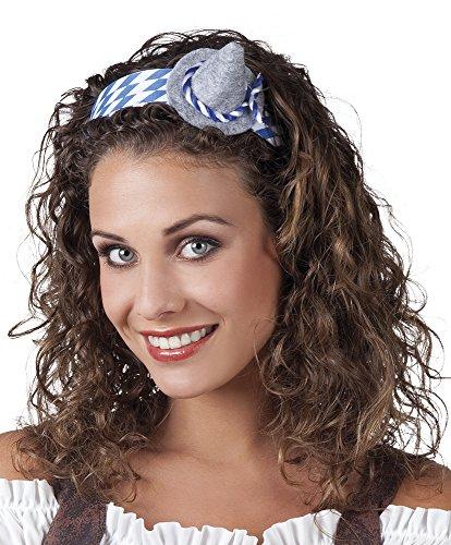 erdbeerclown - Bayerische Tiara Stirnband Kostüm, - Erdbeere Kostüm Stirnband