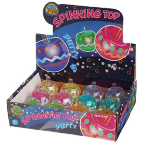 dozen-spinning-top-assorted-easter-theme-silly-putty-type-toys