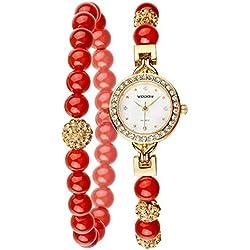 Fashion Bracelet Watch/ simple waterproof watch/Ladies quartz watch-C