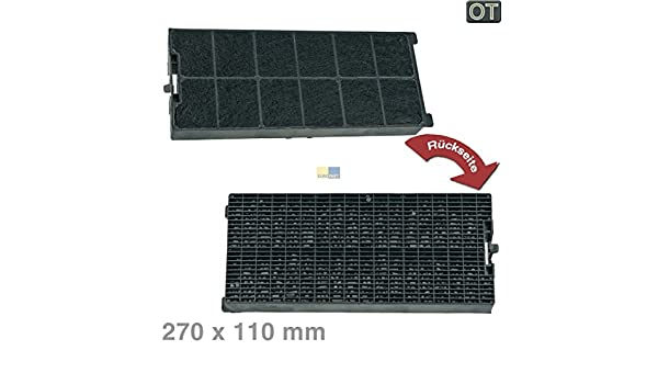 Küppersbusch 539525 original kohlefilter aktivkohlefilter filter