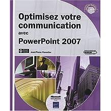Optimisez votre communication avec PowerPoint 2007