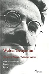 Walter Benjamin. Récits d'Ibiza et autres récits