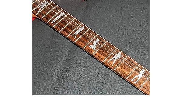 pushead Zombie JH Guitar stickers autocollants Vinyl Guitar /& Bass Body