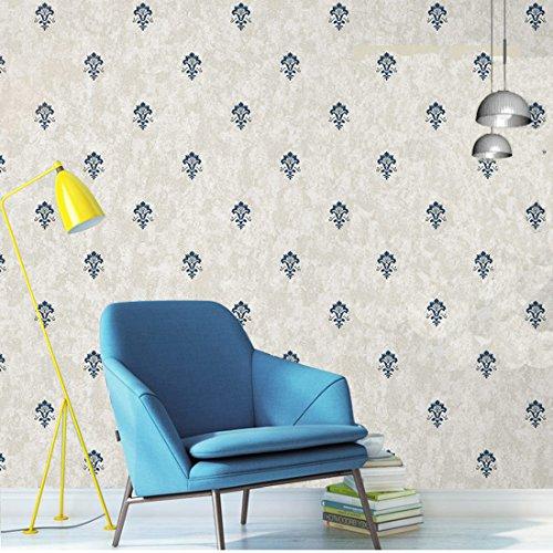 hony-flor-moteada-simple-no-tejidas-blanco-azul-sala-de-estar-y-fondos-de-dormitorio-053x95m