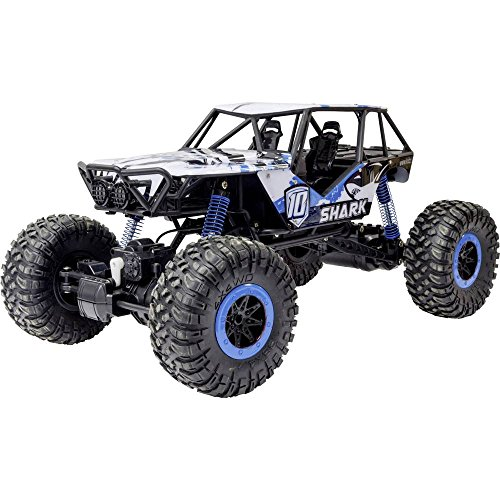 1:10 Rock Crawler 4WD 2,4GHZ RTR