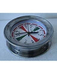 U.S. Navy Marine RADIO ROOM Wall Clock - LARGE - Marine / Nautical / Boat / Maritime (A)