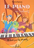 piano en couleurs
