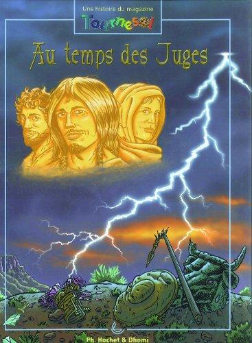 BD Tournesol - Au temps des juges