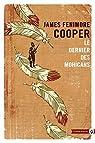Le dernier des Mohicans par Cooper