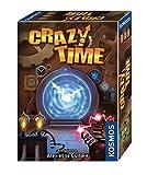 KOSMOS Crazy Time Juego de Habilidades motrices Finas - Juego de Tablero (Juego de Habilidades motrices Finas, 30 min, Niño/niña, 12 año(s), 129 mm, 179 mm)