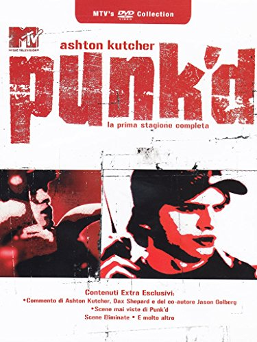 Bild von Punk'd Stagione 01 Episodi 101-108 [2 DVDs] [IT Import]