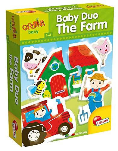 Carotina 57825 New Baby Duo The Farm,, Talla única
