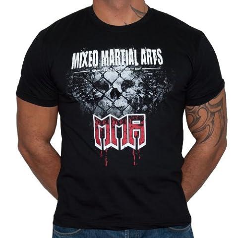 Tenue De Lutte - Dirty Ray MMA t-shirt homme K64