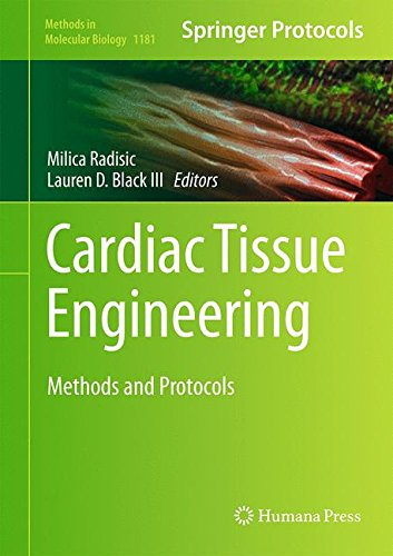 Cardiac Tissue Engineering (Methods in Molecular Biology)