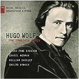 Wolf: The Complete Songs Vol. 5 (Sarah-Jane Brandon, Daniel Norman) (Stone Records: 5060192780215)
