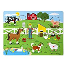 Melissa & DougSound Puzzle – Old MacDonald's Farm