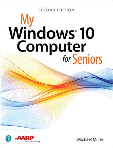 Readpdf My Windows 10 Computer For Seniors Best Epub Online By