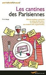 CANTINES DES PARISIENNES 2012