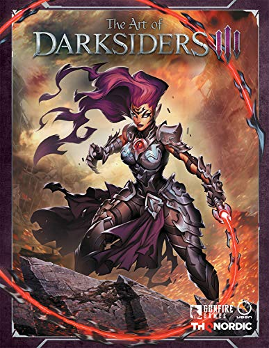 The Art of Darksiders III por THQ