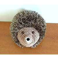 Hedgehog Tea Cosy, teapot cover knit for your 6 cup standard size teapot, gift for afternoon tea