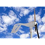 ECO-WORTHY 400W Wind Turbine Generator with 12V/24V 20A Hybird Charge Controller for Charging 12 or 24 Volt Battery