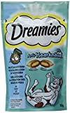 Dreamies Katzensnacks Mr. Anti-Haarknäuel, 6 Packungen (6 x 55 g)
