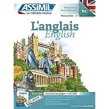 L'Anglais Pack USB (livre +clé USB)