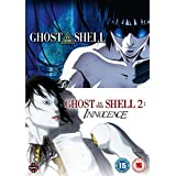 Ghost In The Shell Movie Double Pack