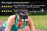 GEEZ 3-Modul-System Basic Trainingsmaske für professionelles Höhentraining - steigerung der körperlichen Fitness Atemmaske Trainings Maske training Mask - 4