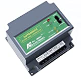 Automatic water level controller is used to automatically fill the over head tank as and when it gets empty and monitor the water level in it. Automatic water level controller switches ON the motor when the water level in the overhead tank drops belo...