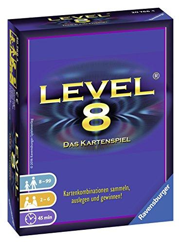 Ravensburger 20766 - Level 8 - das Kartenspiel