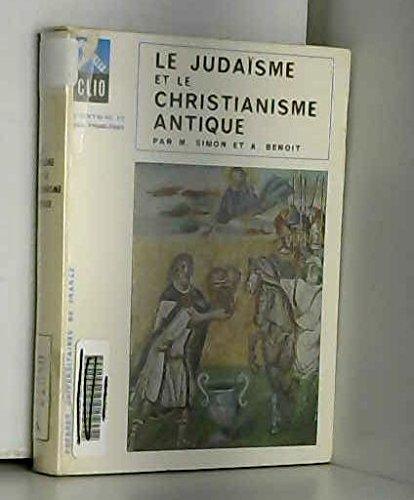 Le judaïsme et le christianisme antique, d'Antiochus Epiphane à Constantin
