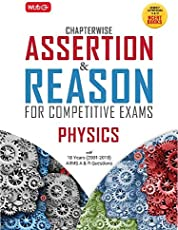 Assertion and Reason for Competitive Exams : Physics