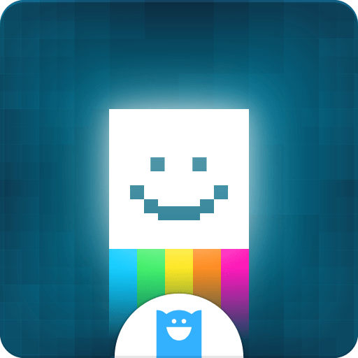 Tile Surfer - Pixel Art Arcade Game