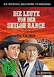 Die Leute von der Shiloh Ranch - Staffel 3 - Deutsche TV-Fassung [5 DVDs]