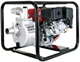 T.I.P. Benzinmotorpumpe Wasserpumpe Gartenpumpe LTP 50/25,  bis 25.000 l/h Fördermenge