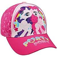 My Little Pony 2200000275 - Gorra Premium para niños, color rojo, talla única