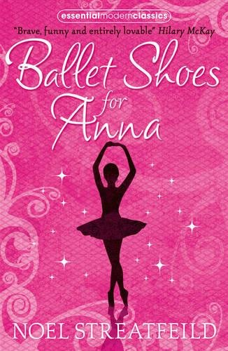 Ballet Shoes for Anna