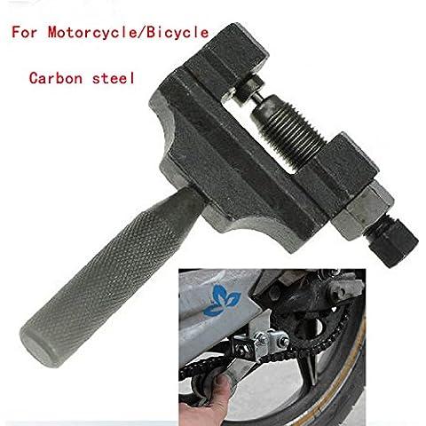 Bidyn (TM) di alta qualità in acciaio al carbonio, per bicicletta, motocicletta 4 attrezzi per riparazione e smontaggio Fission Ditale tear YA035 SZ-down