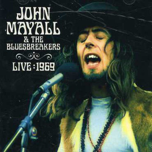 John & the Bluesbreakers and Friends Mayall: Live:1969 (Audio CD)