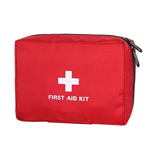 Outdoor-portable First Aid Kit/ Survival Kit/Survival-Kit/Familie im freien medical Kits und wasserdichte Tasche Rot