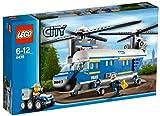 LEGO City 4439 - Hubschrauber mit Doppelrotor - LEGO