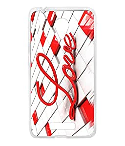 MICROMAX CANVAS DOODLE 4 Q391 SILICON BACK COVER BY instyler