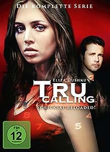 Tru Calling: Schicksal reloaded! – Die komplette Serie [8 DVDs]