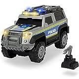 #0107 Polizei Auto Spielzeugauto Licht Sound Polizeiwagen SUV Kinder Fahrzeuge • mit Freilauf-Funktion
