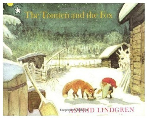 The fox and the tomten