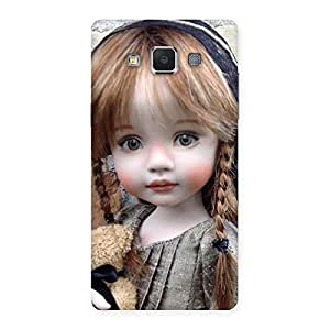 Enticing Girl Angel Multicolor Back Case Cover for Samsung Galaxy A5