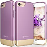 Coque iPhone 8 / 7, Vena [iSlide][Two-Tone] Dock-Friendly Slim Fit Hard Case Cover - Best Reviews Guide